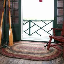 Wool Braided Rugs in a Variety of Colors to Match Any Room