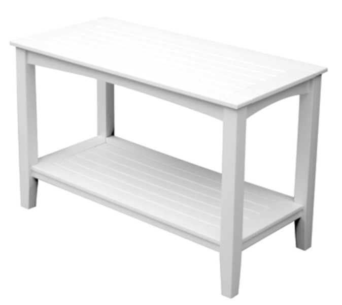 Windsor Buffet table in white