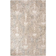 Carrera Damask Tufted Rug