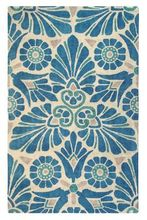 More about the 'Medallion Blue Jute Rug By Company C' product
