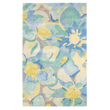 Blue Coppies Rug by Company C