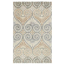 Dew Drop Jute Rug by CompanyC