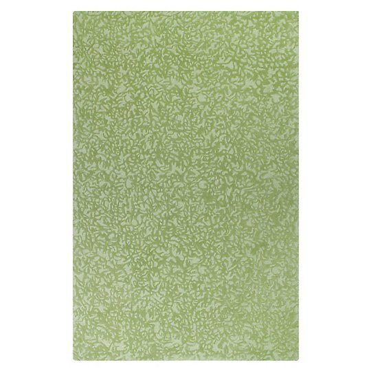 Crackle Grass Rug by CompanyC