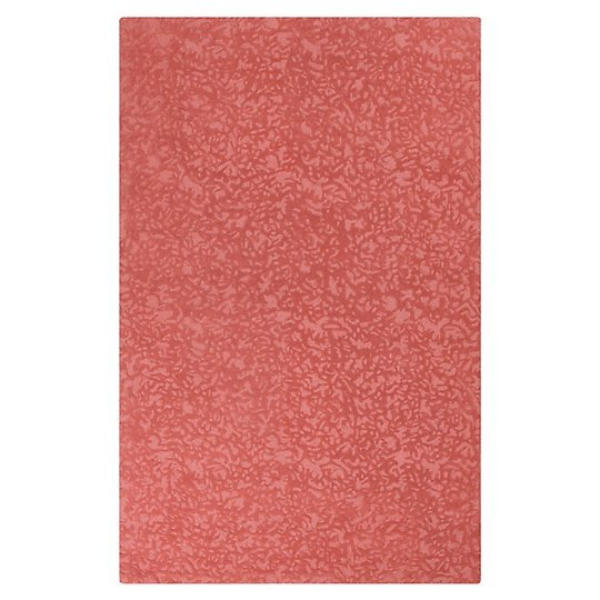 Crackle Newport Red Rug by CompanyC