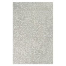 Crackle Pewter Wool Rug by CompanyC