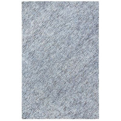 Blue Heather Wool Rug by Company C