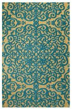 Centerpiece Wool Rug by CompanyC