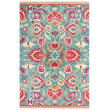 Savannah rug jade by companyc