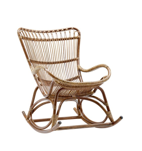 Monet Rocking Chair by Sika in Antique