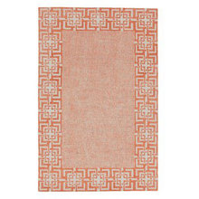 Lexington Coral Rug by Company C