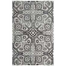 Wood Block Rug by Company C