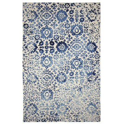 Batik Wool Rug by Company C