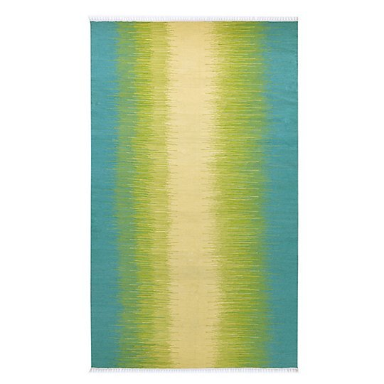 Daybreak Lake Indoor Outdoor rug by CompanyC