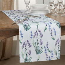 More about the 'Lavender Table Runner' product