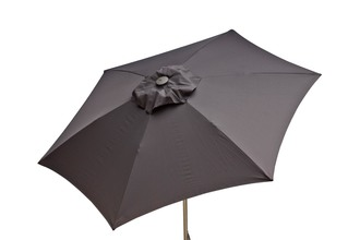 Doppler 8.5' Market Umbrella Graphite