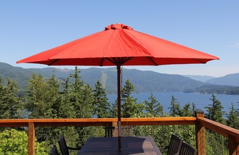 More about the '9' Classic Wood Pole Market Umbrella' product