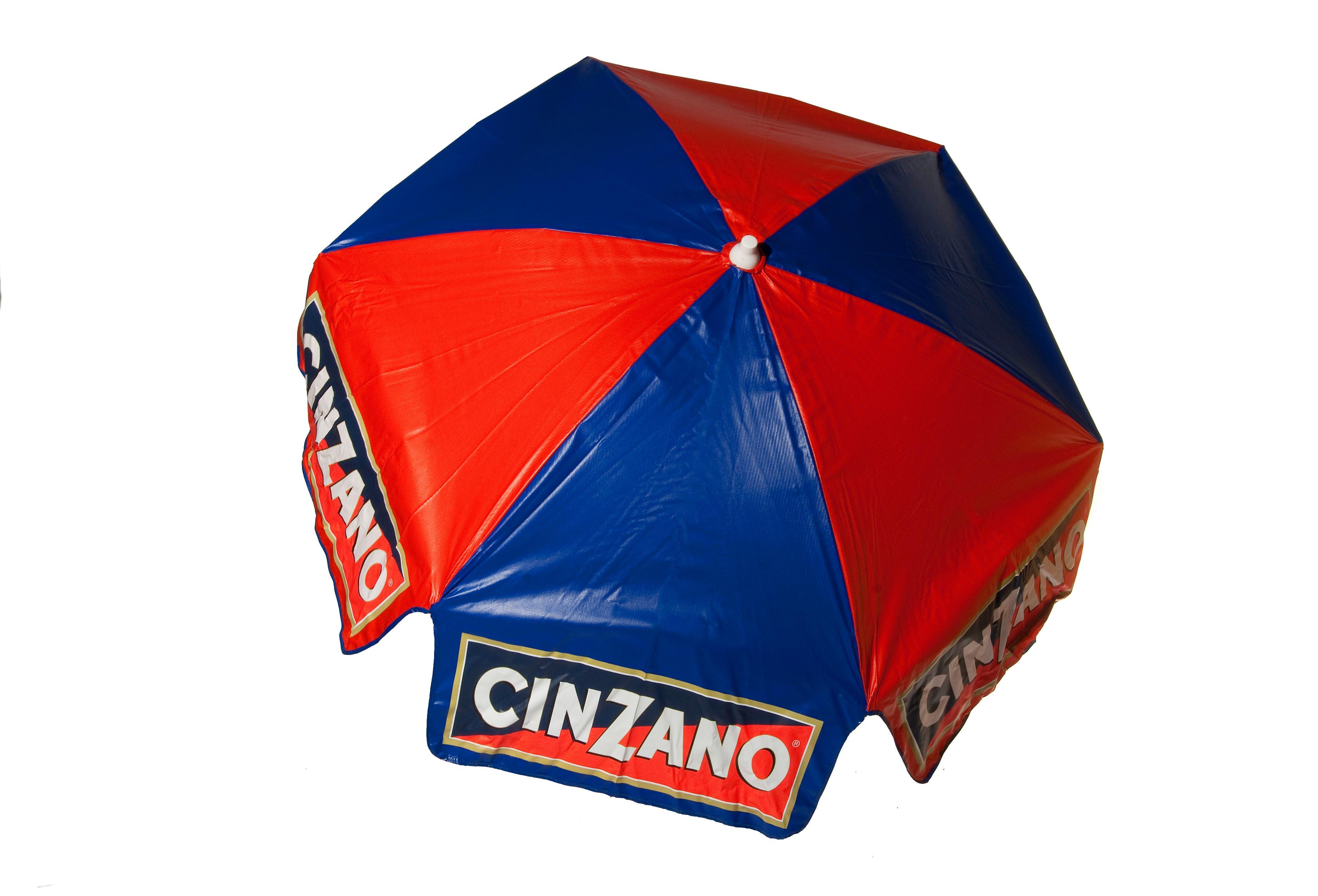 6u0027 CinZano Patio Umbrella