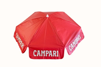 Campari Patio Umbrella Vinyl