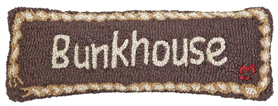 More about the 'Bunkhouse Hooked Pillow by Chandler 4 Corners' product