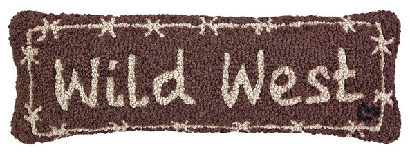 More about the 'Wild West Hooked Pillow by Chandler 4 Corners' product