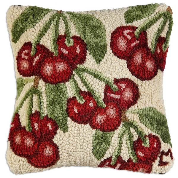 Cherry Branches Pillow by Chandler 4 Corners
