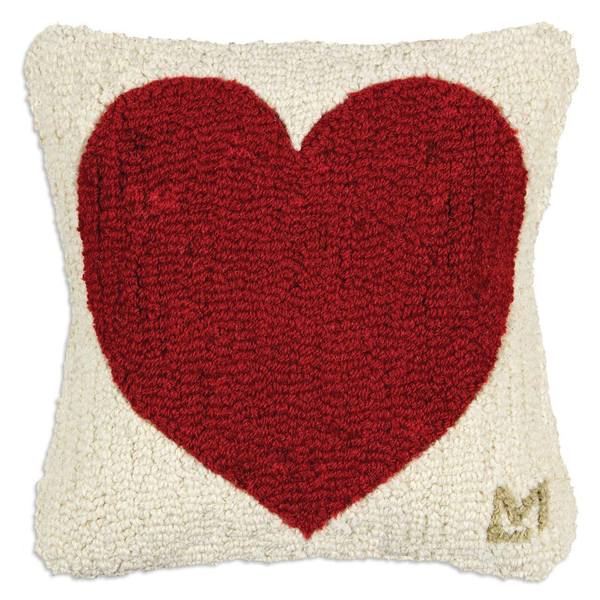 Heart Pillow by Chandler 4 Corners