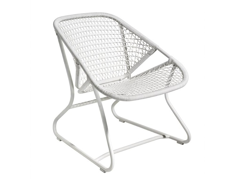 Fermob Sixties Armchair - white