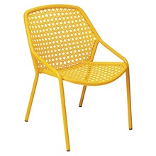 Croisette Armchair-honey