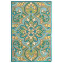 Morocco Indoor Outdoor Rug by Company C