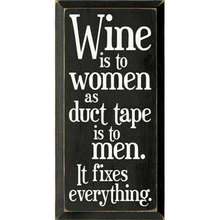 More about the 'Wine is to Women Sign' product