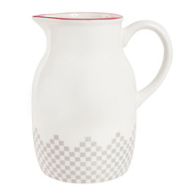More about the 'Damier Grey Large Pitcher' product
