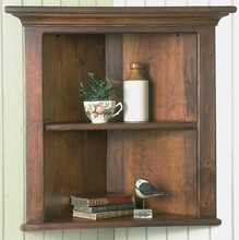 More about the 'Southern Pine Vintage Corner Cupboard' product