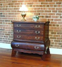 Southern Pine Johnson Chest