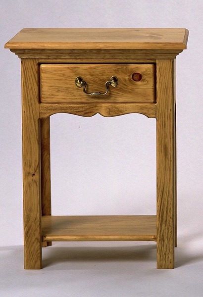 Southrn Pine Sheerbrooke Side Table