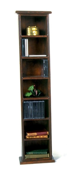 Southern Pine Small Bookcase