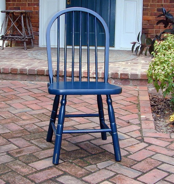 Southern Pine Windsor Side Chair
