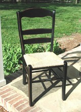 Southern Pine French Farmhouse Side Chair