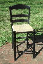 Southern Pine French Farmhouse Stool