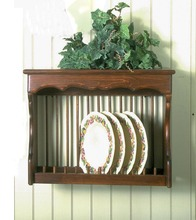 More about the 'Southern Pine Georgetown Plate Rack' product