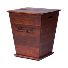 Vineyard Cart End Table