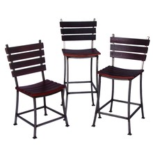 Stave Back Bar Stools and Dining Chair