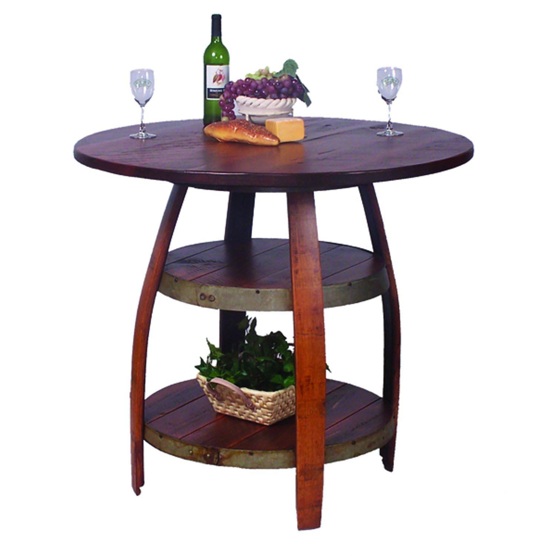 baroque bistro table