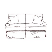 More about the 'Emma Loveseat' product