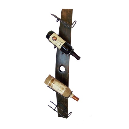 4-Bottle Tilt Wine Rack