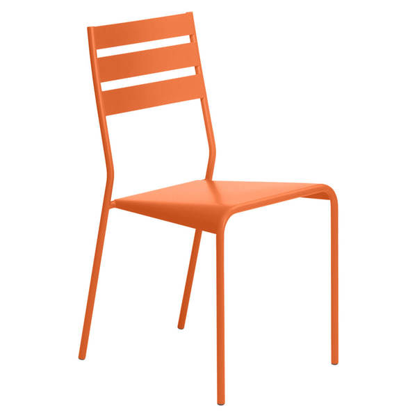 Facto Chair in Carrot