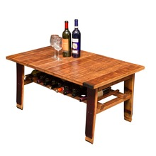 Reclaimed Wine Country Coffee Table