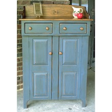 More about the 'Southern Pine Greensboro Jam Cupboard' product