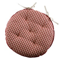 More about the 'Mamie Carreaux Chair Cushion - Round' product