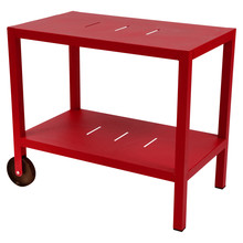 Quiberon Bar Cart--poppy