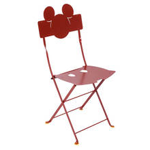 Mickey Mouse Chair in Poppy Red
